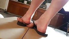 Masaje flip-flop
