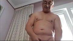 spanish perfect muscular grandpa cumming