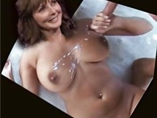 Faked nude celebrities Carol vorderman fake