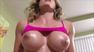 Son Fucks Big Breasted Step Step Mom - Cory Chase -Family Therapy