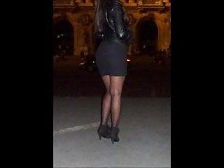 Anus of rue cd - Ma beurette dans la rue, le soir ...