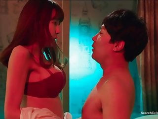 Old grandama nude Chae min-seo nude - young mother 3 - 2