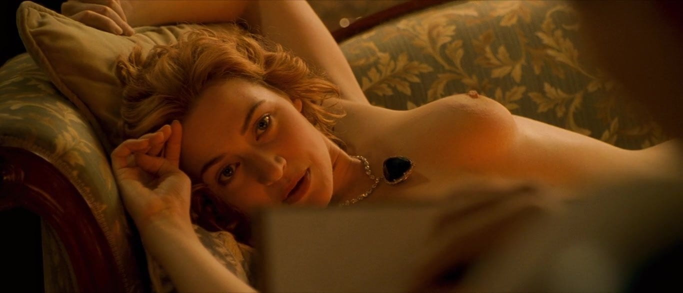 Kate Winslet Is Still Haunted By Nude Titanic Scene