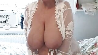 Granny Loves Young Black boys Creampie in her Pussy. Gilf