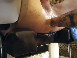 Nurse prostate fetish Huge load, fisting, foot fetish, pretty nurse