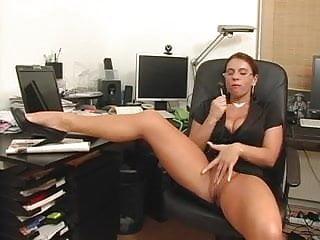 Secretary bikini - Sexy susi german secretary milf