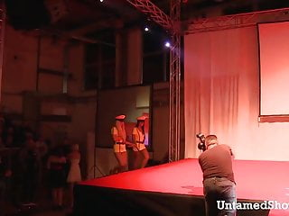 Naked strippers getting fucked Two strippers love getting fucked