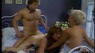 vintage 80s - threesome