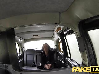 Local celebs naked fakes - Fake taxi local escort fucks taxi man on her way to a client