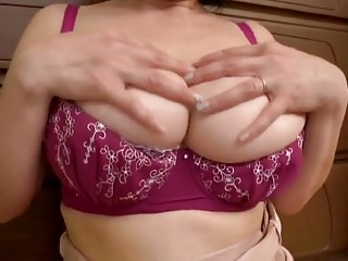 Living with transsexual - Living with my busty grandmother