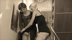 Russian Lesbians, Leonora & Hilda 04 (Recolored)