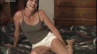 Amateur wife loves getting black dicked for hubby
