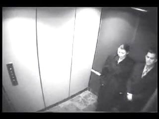 Girl swallows hourse cum British girl swallows bfs cum in elevator cctv footage
