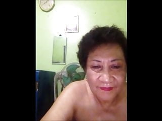 Xxx mini models Filipinogranny 65 model micro-mini no panties campart 1