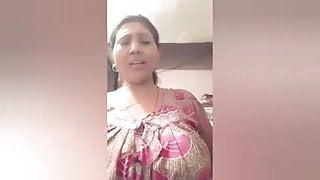 Tango Big Boob Nepali Aunty In The Kitchen Song
