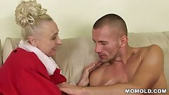 Granny Doesn't Want To Spend Christmas Alone