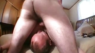 cuckold husband taking lover juice