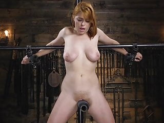 Men s masturbation device Penny pax returns to device bondage