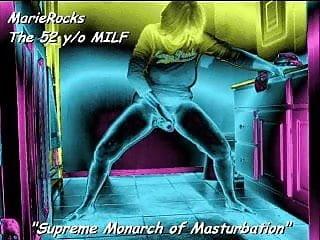 Australian orgasm 50 - Marierocks, 50 milf - masturbation queen