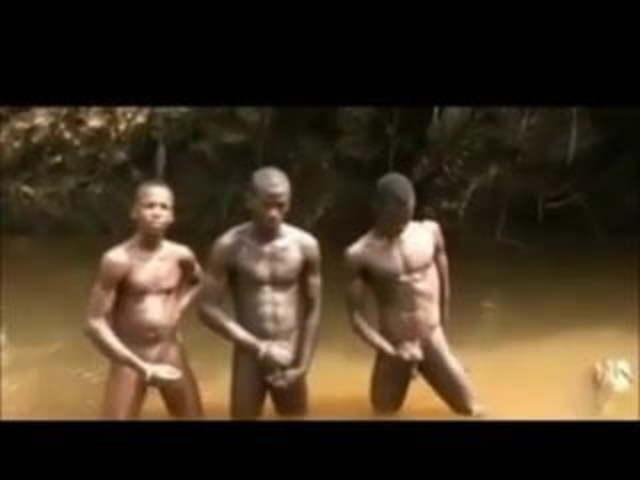 nackt der jungen african fuck