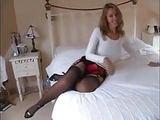 Girdle ladies on porn tubes - Girl in stockings and various girdles