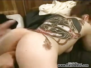 Anime geisha Tattooed japanese geisha fucked hard doggy style