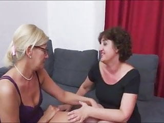 Busty old mature 03 - Three generations of eating pussy 01-03