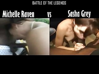 Deep throat pro sasha Michelle vs sasha