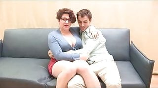 Teresa tries two. The marvels of DOUBLE PENETRATION