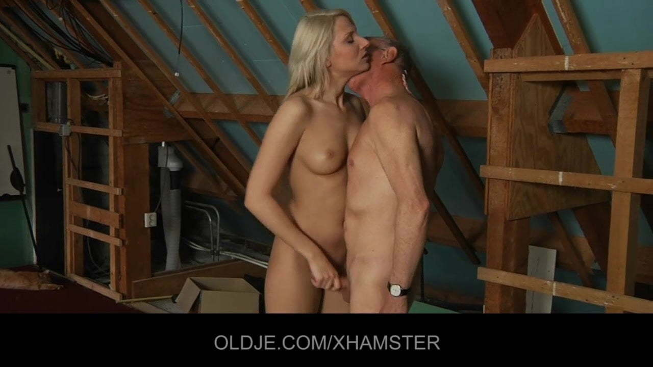Amateur Russian Teen Old Man