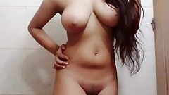 Indian Girlfriend Fucked her pussy in front of her boyfriend