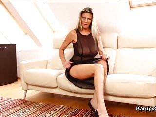 Mcnab mercedes nude - Mercedes silver solo masturbation pussy rub