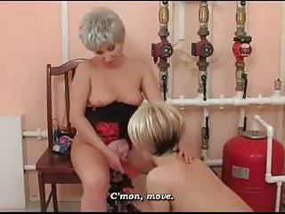 Mature Lesbian Fuck