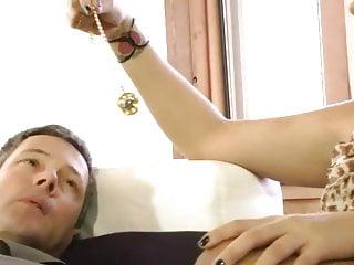 Deep throat slave - Blonds slave into bbc cuckold