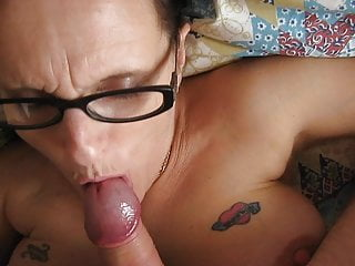 Bleeding and being fucked Mature fuck slut enjoys fucking and being nude.