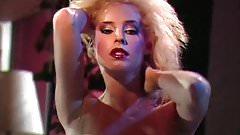 CAT WOMAN - vintage 80's slim blonde hardcore pmv