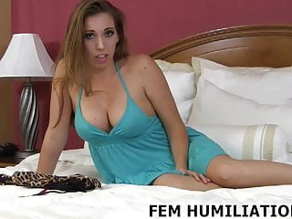 Boy sex surprise xxx - I have a special surprise for my favorite sissy boy