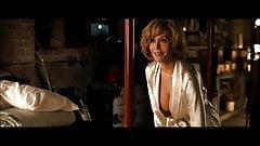 Jane Fonda Incredible Cleavage