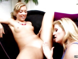 Chubby girls getting eaten out Mature touch as the pussy gets eaten out both ways