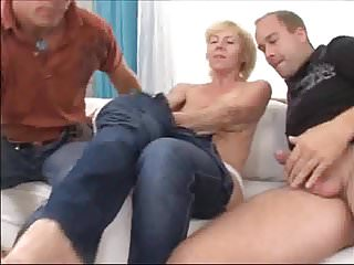 Granny gangbang videos - Granny gangbang