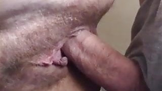 Hairy mature pussy fucked well