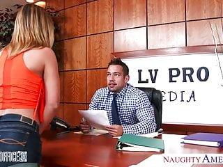 Taylor stevens tit fuck Horny office babe jada stevens gets arse fucked