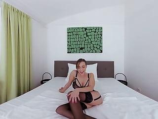 Oily porn amazing ass - Czech vr fetish 230 - oily feet boobs
