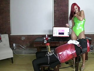 Hentia big boobed milk machine - Femdom machine milking