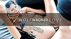 Best OUTDOOR BLOWJOB & Hotel FUCK! WolfWagner.love