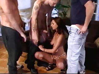 Bad gangbang porn videos Her dream is to enter a group of bad boys