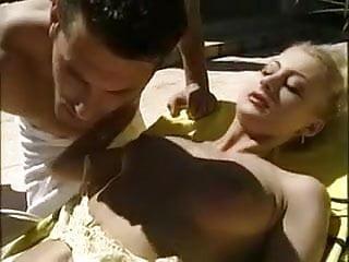 Japanese clasic porn Sylbie rauch- clasic german porn... silbye rauch pvc blowjob