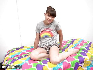 Atk hairy awe - Luna rival solo hairy masturbation with fat vibrator atk