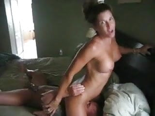 Best slut Best dirty talk milf cuckold slut wife face sitting and fuck