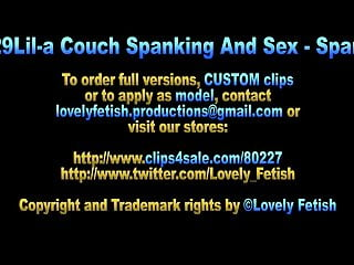 Clip old people sex Clip 29lil-a - couch spanking and sex - spanking - sale: 13